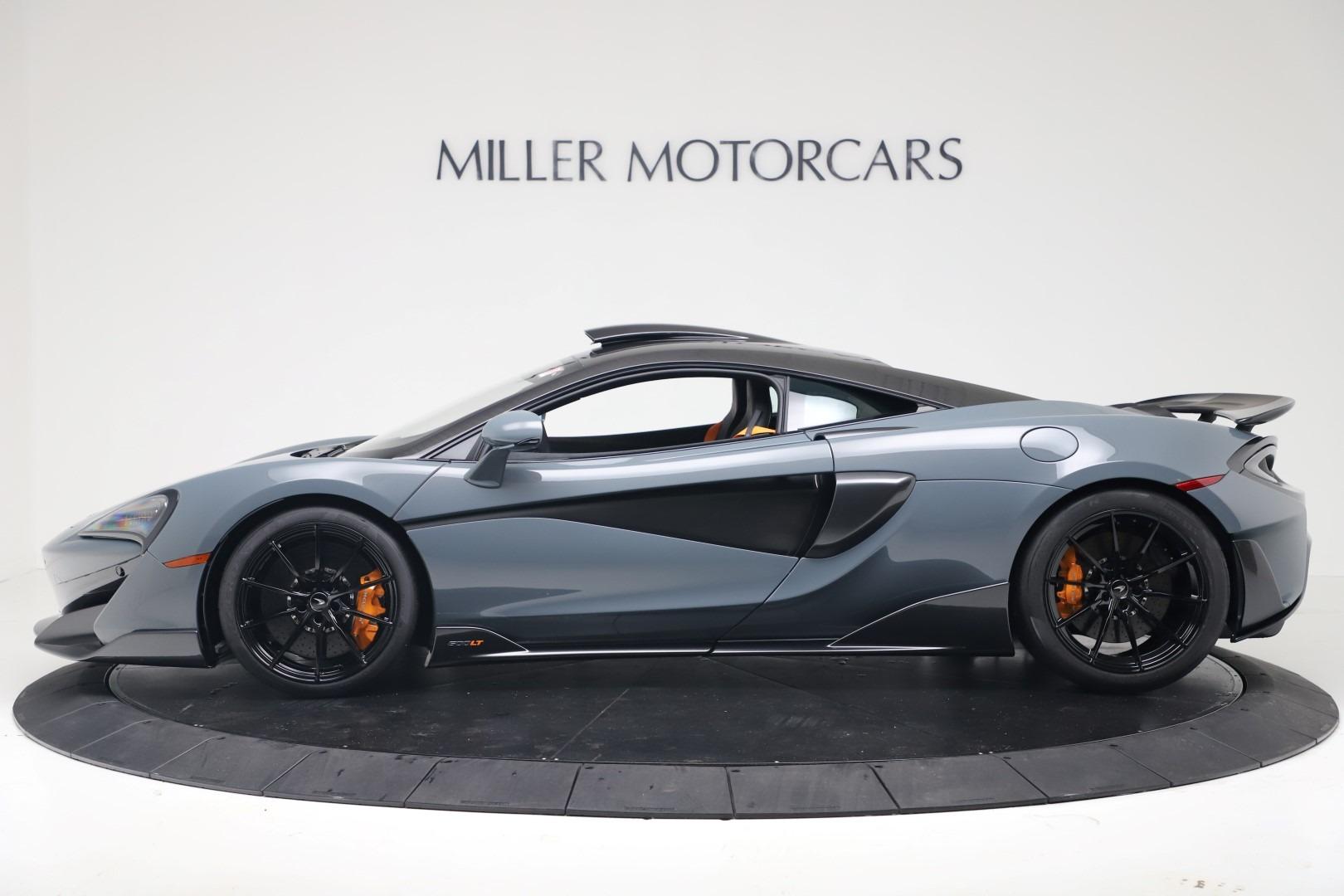 New 2019 McLaren 600LT Coupe For Sale In Greenwich, CT. Alfa Romeo of Greenwich, MC465 3454_p2