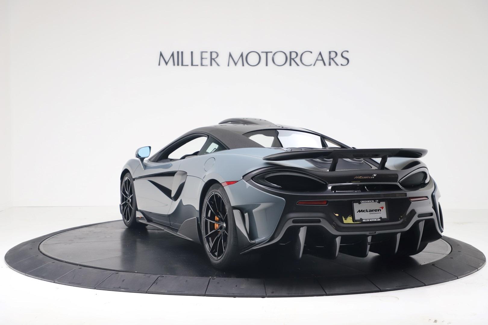 New 2019 McLaren 600LT Coupe For Sale In Greenwich, CT. Alfa Romeo of Greenwich, MC465 3454_p4