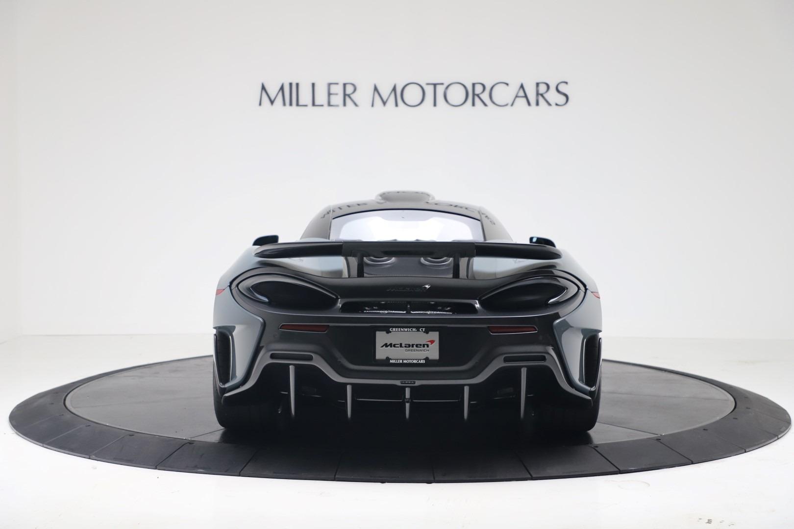 New 2019 McLaren 600LT Coupe For Sale In Greenwich, CT. Alfa Romeo of Greenwich, MC465 3454_p5