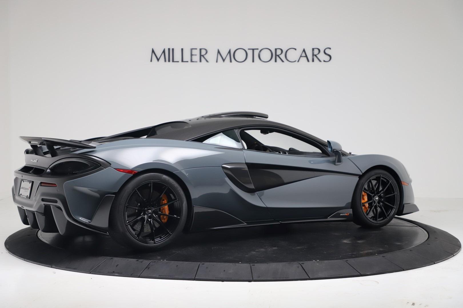 New 2019 McLaren 600LT Coupe For Sale In Greenwich, CT. Alfa Romeo of Greenwich, MC465 3454_p7
