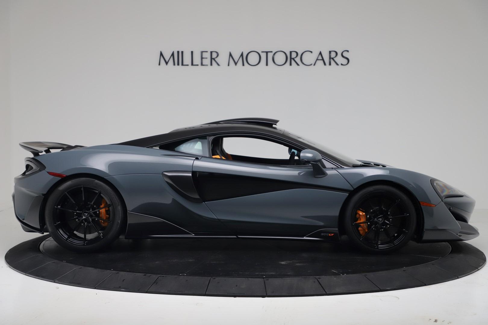 New 2019 McLaren 600LT Coupe For Sale In Greenwich, CT. Alfa Romeo of Greenwich, MC465 3454_p8
