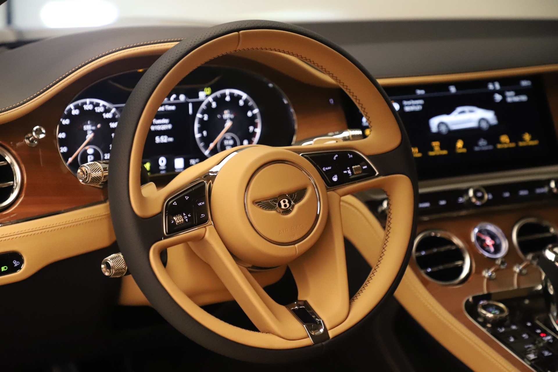 New 2020 Bentley Continental GT V8 For Sale In Greenwich, CT. Alfa Romeo of Greenwich, B1415 3456_p21
