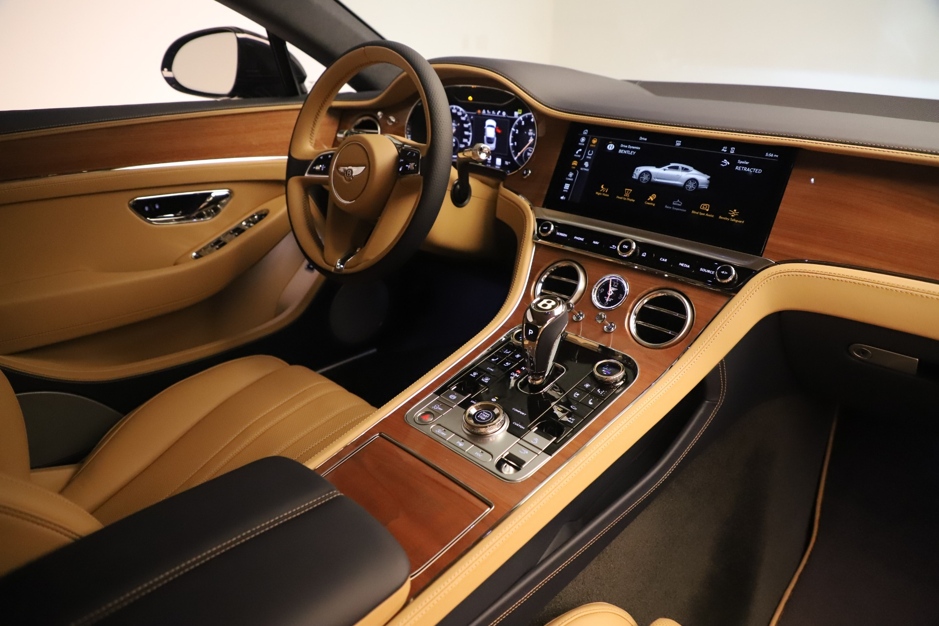 New 2020 Bentley Continental GT V8 For Sale In Greenwich, CT. Alfa Romeo of Greenwich, B1415 3456_p26