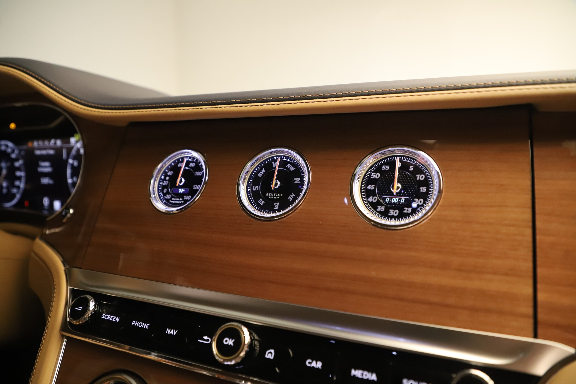 New 2020 Bentley Continental GT V8 For Sale In Greenwich, CT. Alfa Romeo of Greenwich, B1415 3456_p27