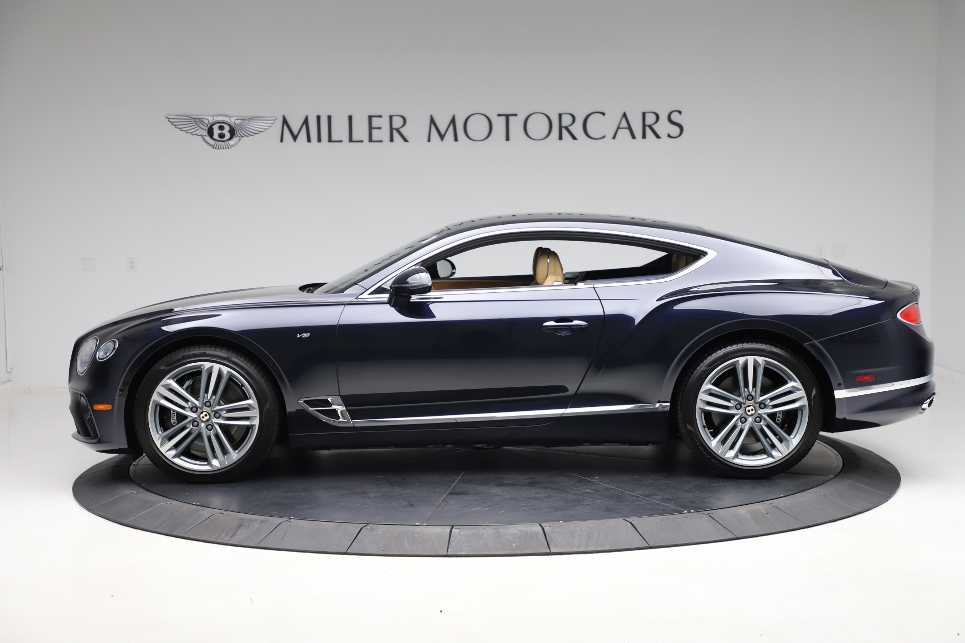 New 2020 Bentley Continental GT V8 For Sale In Greenwich, CT. Alfa Romeo of Greenwich, B1415 3456_p3
