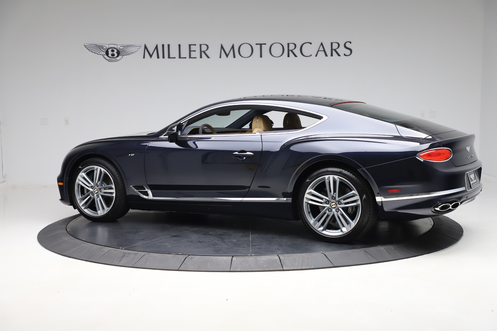 New 2020 Bentley Continental GT V8 For Sale In Greenwich, CT. Alfa Romeo of Greenwich, B1415 3456_p4