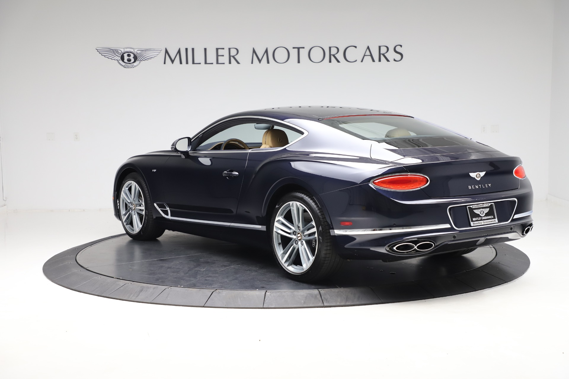New 2020 Bentley Continental GT V8 For Sale In Greenwich, CT. Alfa Romeo of Greenwich, B1415 3456_p5