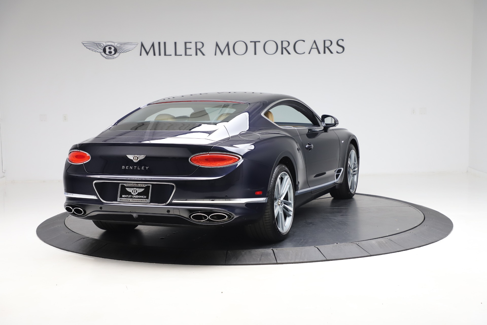 New 2020 Bentley Continental GT V8 For Sale In Greenwich, CT. Alfa Romeo of Greenwich, B1415 3456_p7