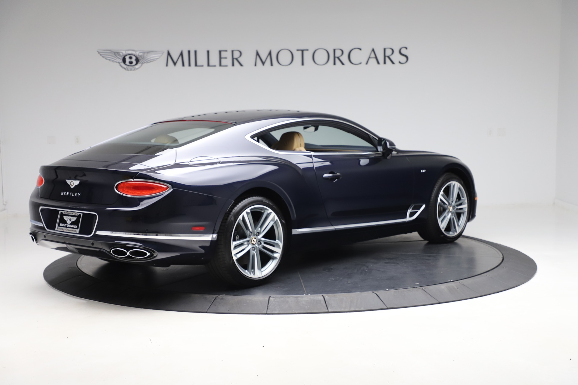 New 2020 Bentley Continental GT V8 For Sale In Greenwich, CT. Alfa Romeo of Greenwich, B1415 3456_p8