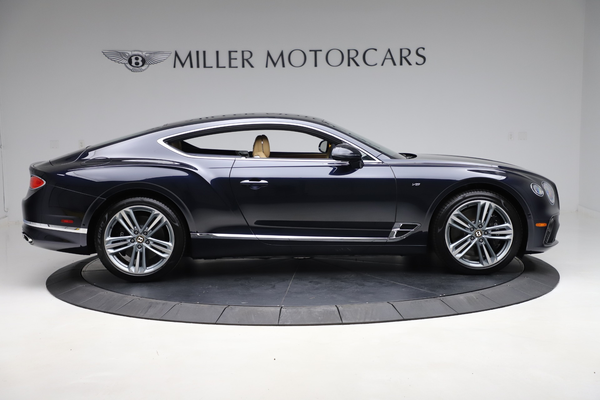 New 2020 Bentley Continental GT V8 For Sale In Greenwich, CT. Alfa Romeo of Greenwich, B1415 3456_p9