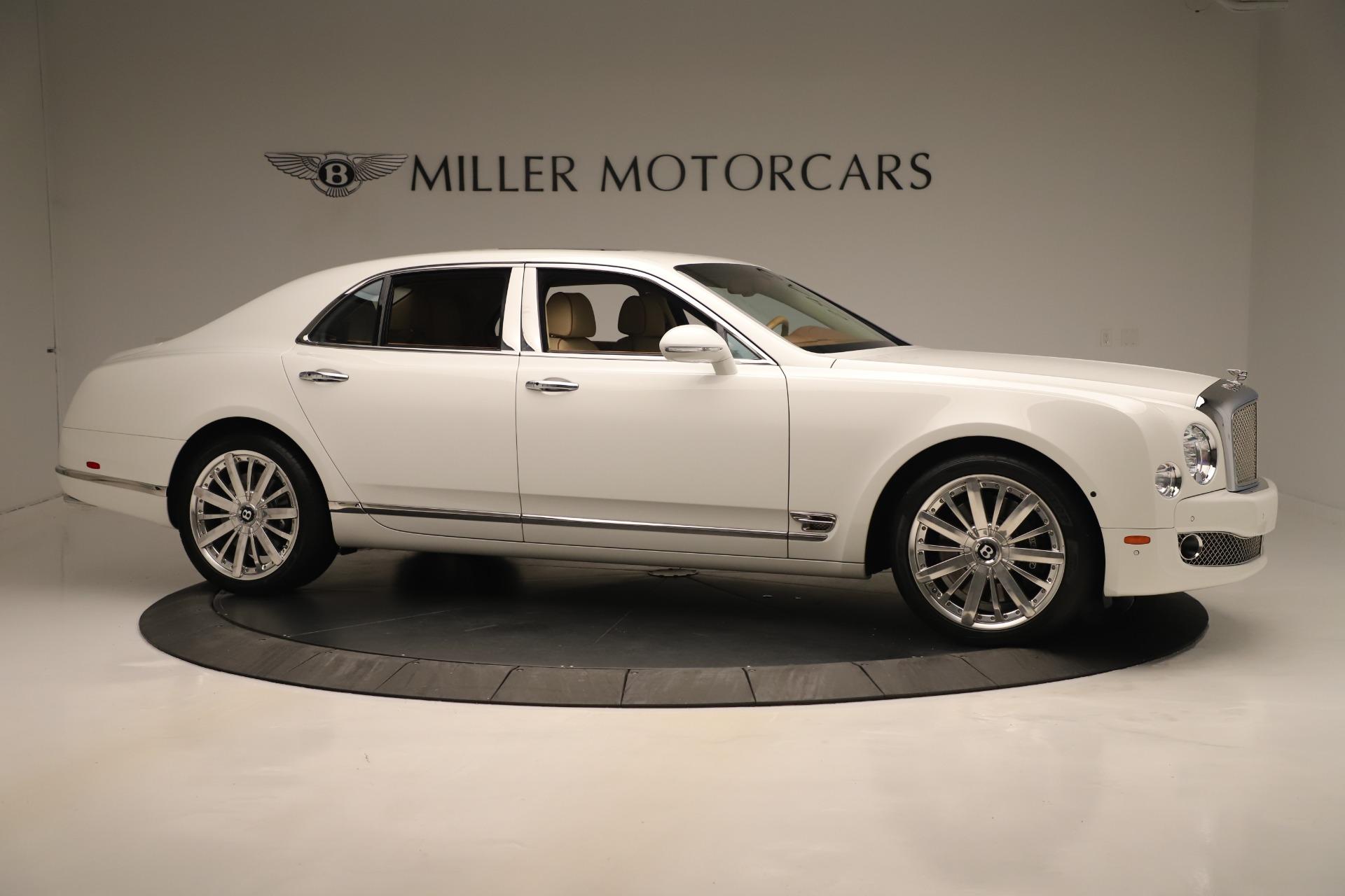 Used 2016 Bentley Mulsanne  For Sale In Greenwich, CT. Alfa Romeo of Greenwich, 7643 3461_p10