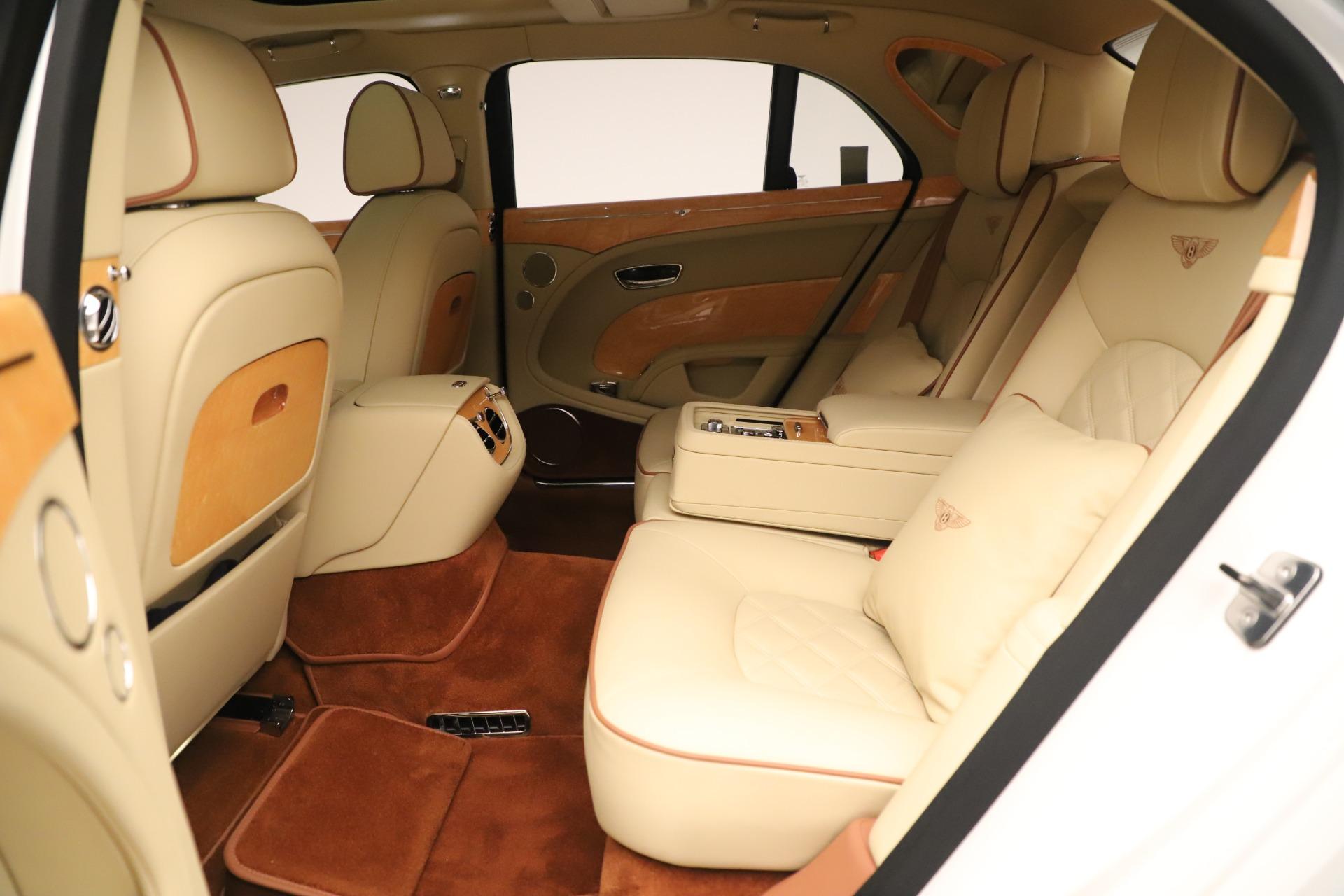 Used 2016 Bentley Mulsanne  For Sale In Greenwich, CT. Alfa Romeo of Greenwich, 7643 3461_p22