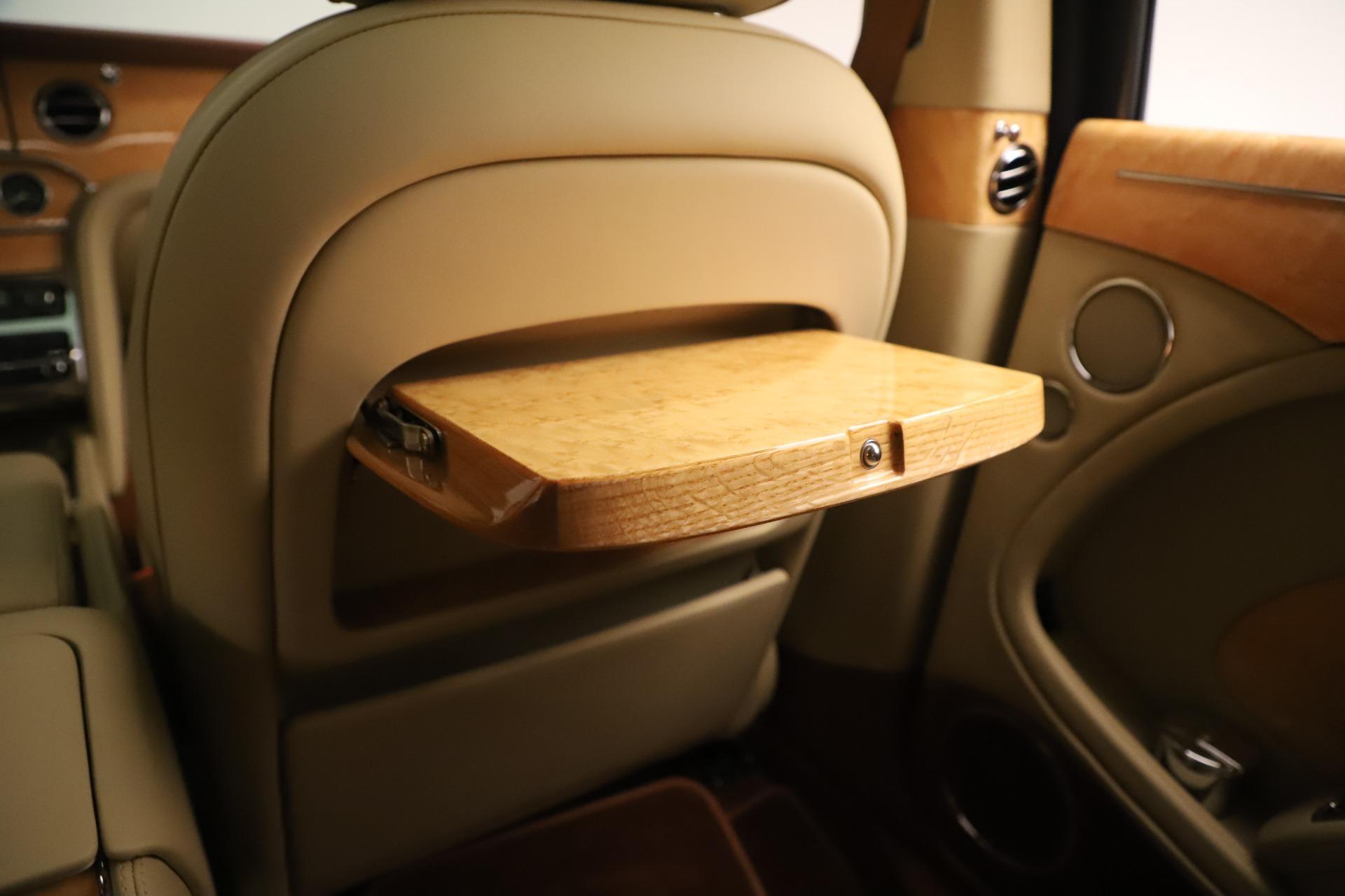 Used 2016 Bentley Mulsanne  For Sale In Greenwich, CT. Alfa Romeo of Greenwich, 7643 3461_p32