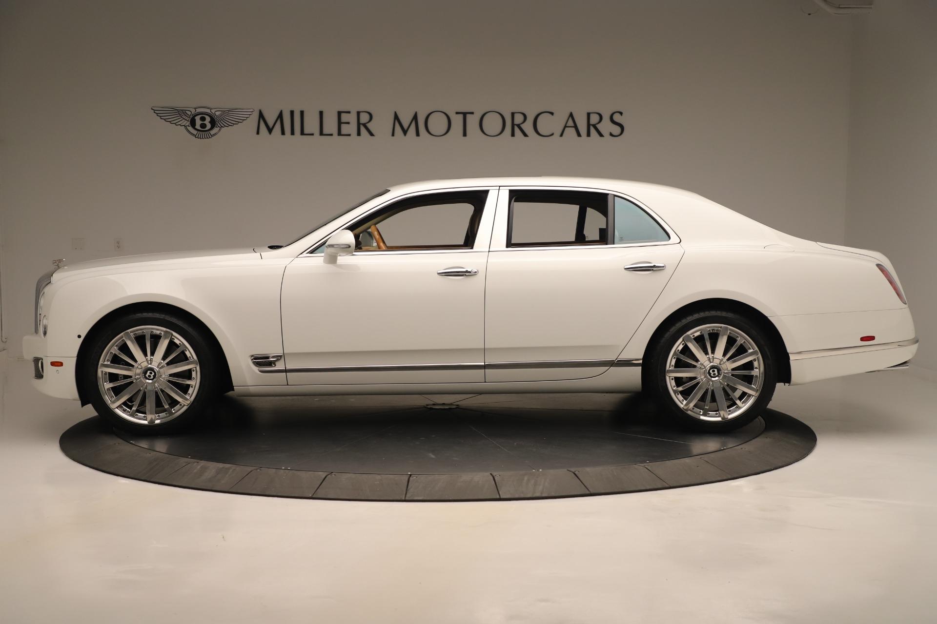 Used 2016 Bentley Mulsanne  For Sale In Greenwich, CT. Alfa Romeo of Greenwich, 7643 3461_p3