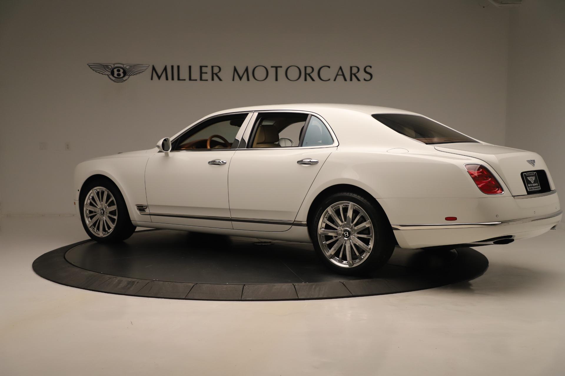 Used 2016 Bentley Mulsanne  For Sale In Greenwich, CT. Alfa Romeo of Greenwich, 7643 3461_p4