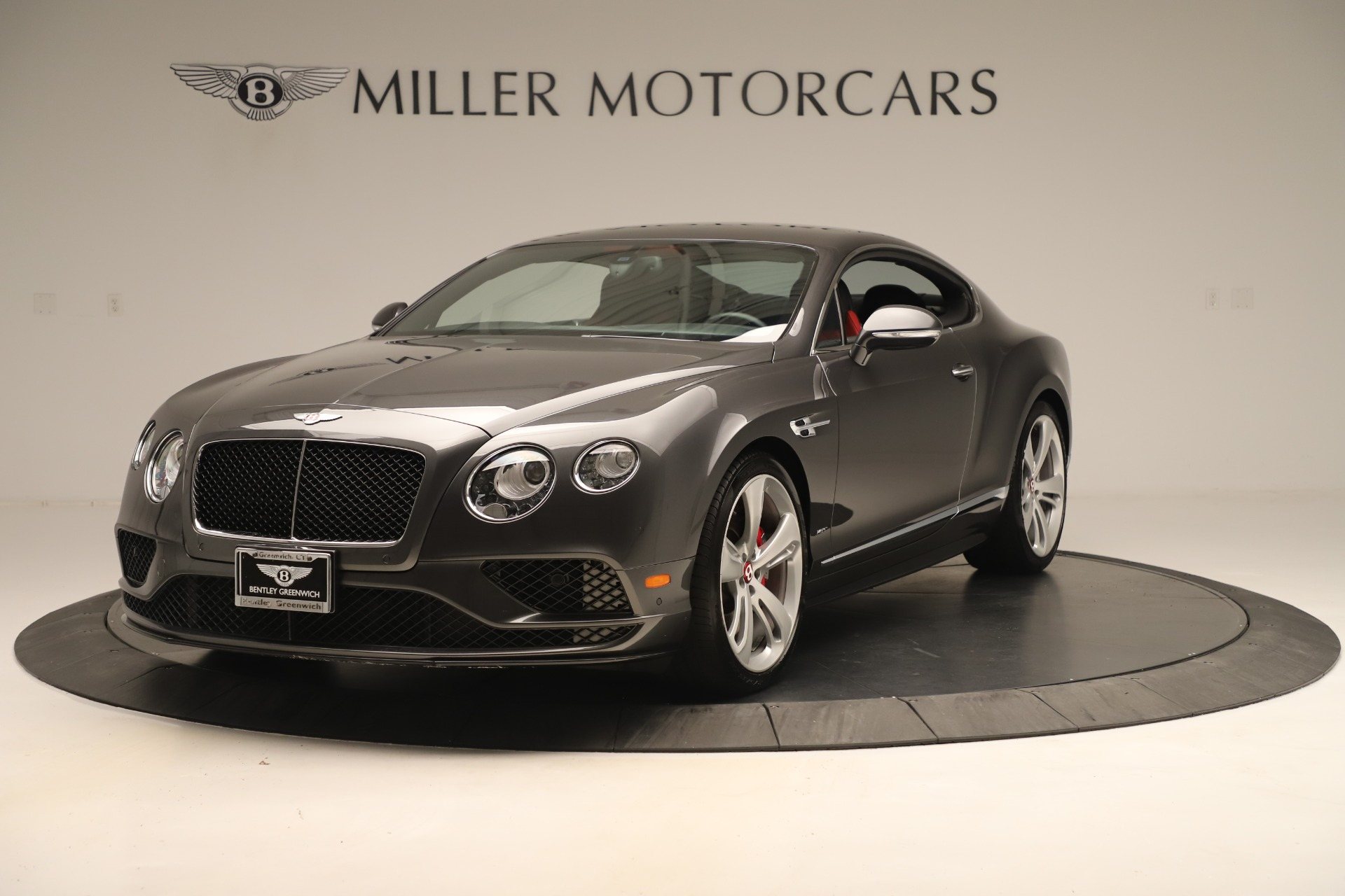 Used 2016 Bentley Continental GT V8 S For Sale In Greenwich, CT. Alfa Romeo of Greenwich, 7655 3462_main