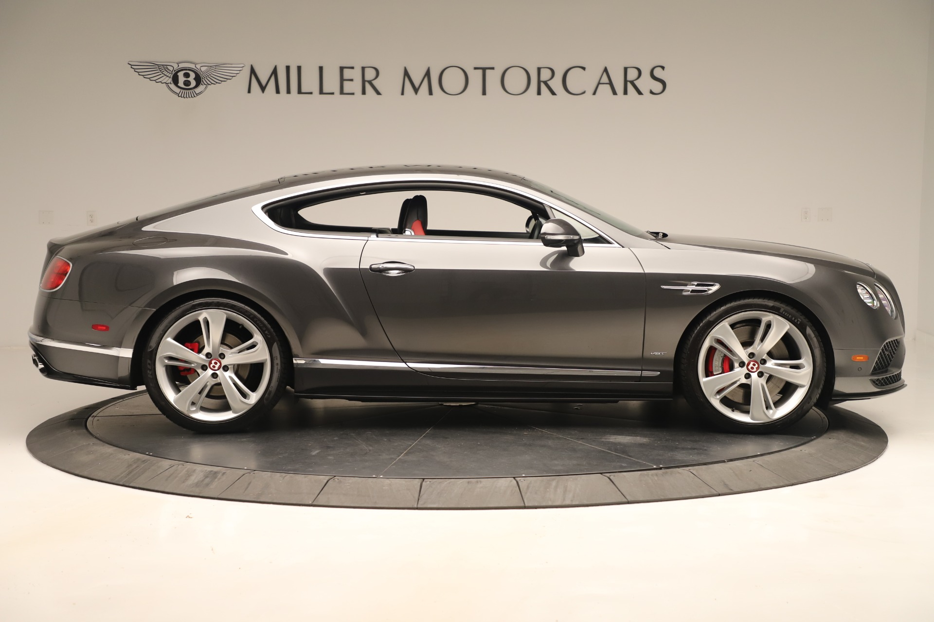 Used 2016 Bentley Continental GT V8 S For Sale In Greenwich, CT. Alfa Romeo of Greenwich, 7655 3462_p11