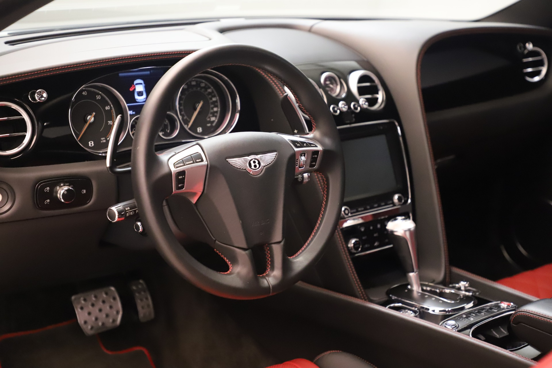 Used 2016 Bentley Continental GT V8 S For Sale In Greenwich, CT. Alfa Romeo of Greenwich, 7655 3462_p25