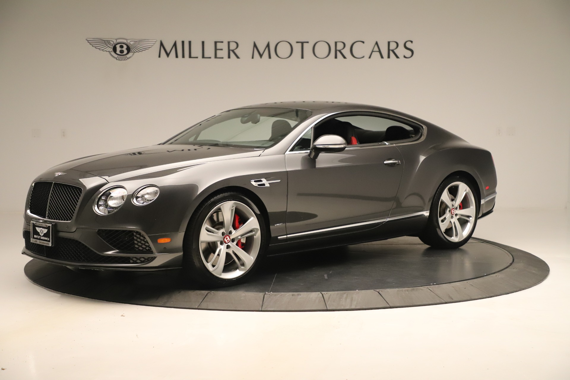 Used 2016 Bentley Continental GT V8 S For Sale In Greenwich, CT. Alfa Romeo of Greenwich, 7655 3462_p2