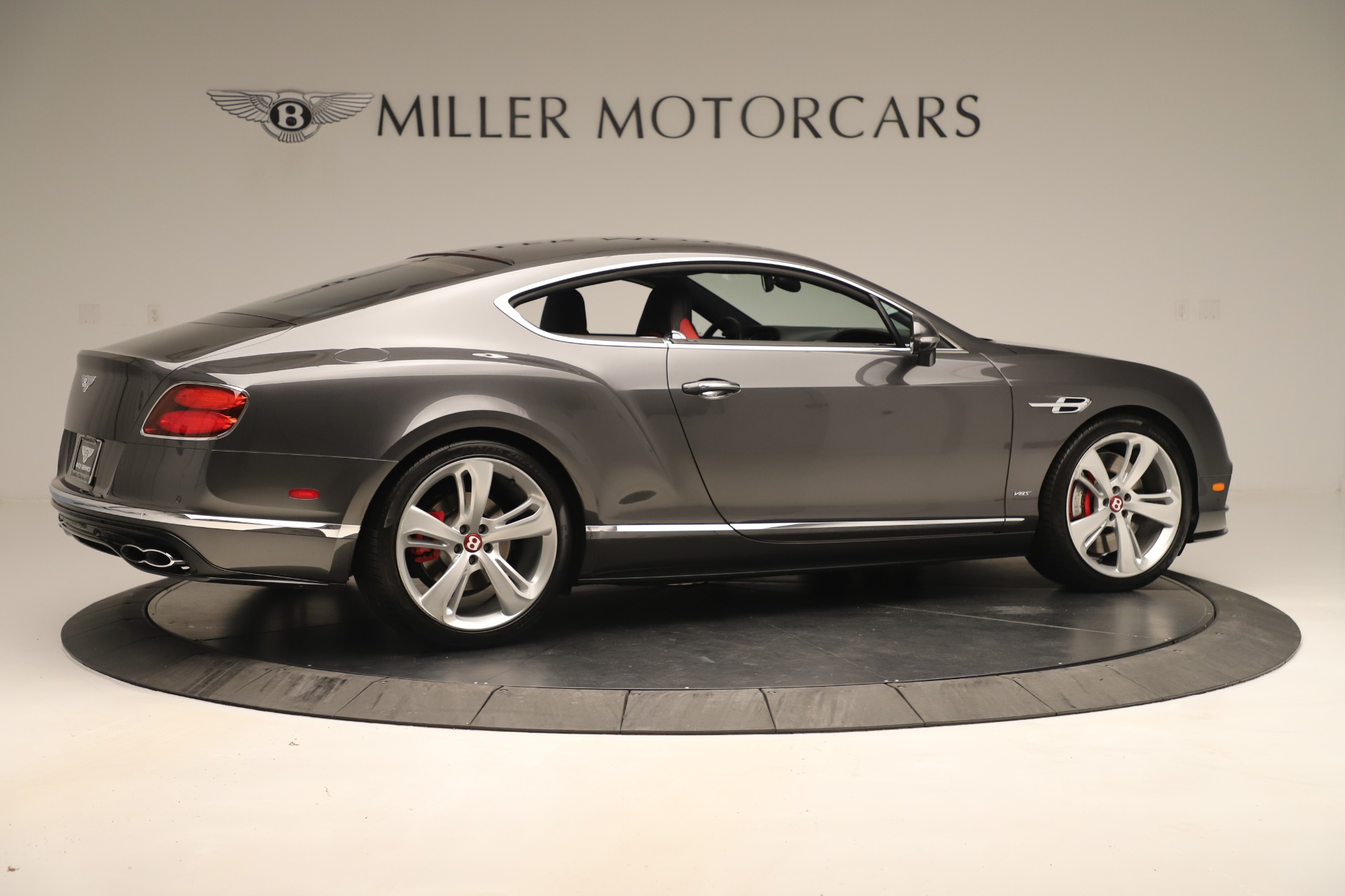 Used 2016 Bentley Continental GT V8 S For Sale In Greenwich, CT. Alfa Romeo of Greenwich, 7655 3462_p9