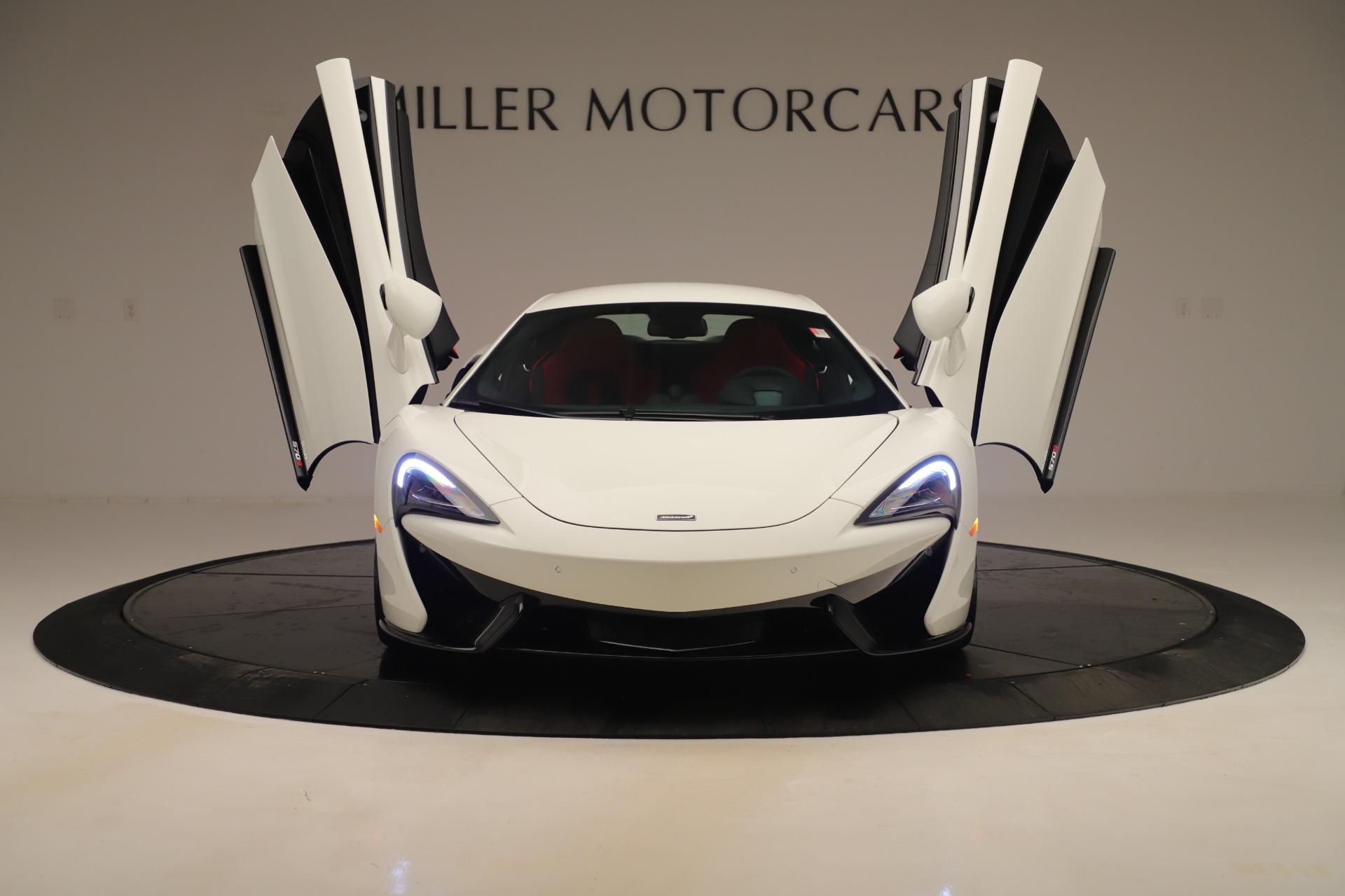 New 2020 McLaren 570S Coupe For Sale In Greenwich, CT. Alfa Romeo of Greenwich, MC469 3463_p12