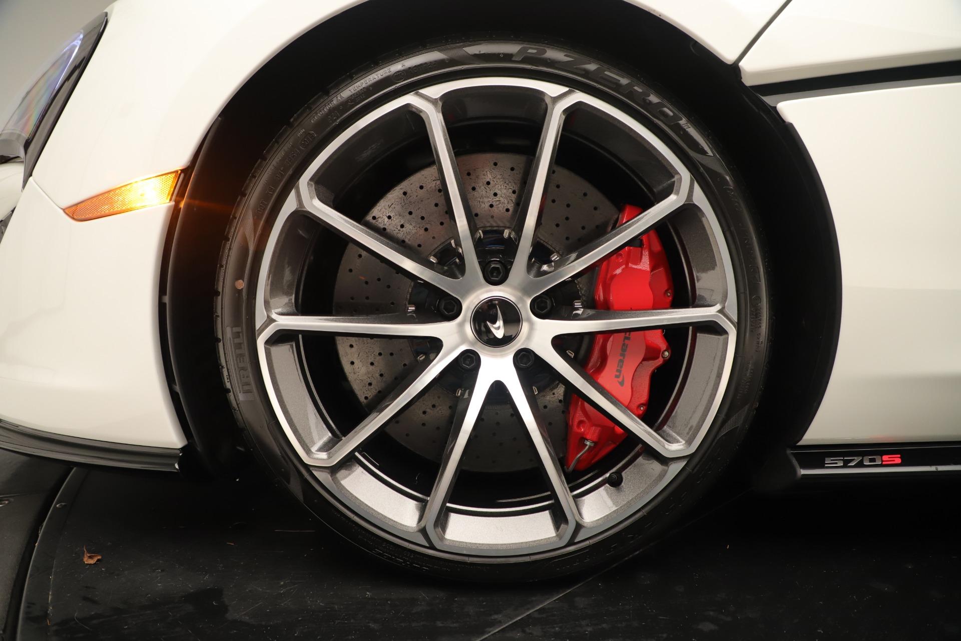 New 2020 McLaren 570S Coupe For Sale In Greenwich, CT. Alfa Romeo of Greenwich, MC469 3463_p15