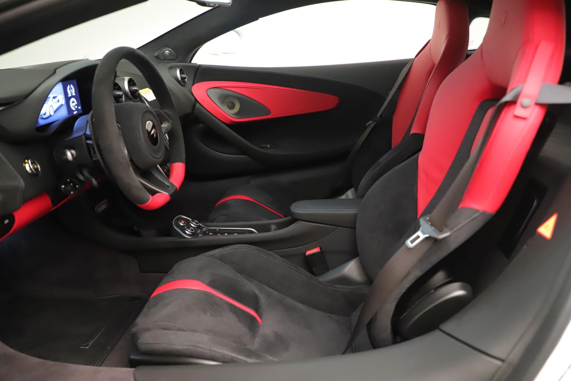New 2020 McLaren 570S Coupe For Sale In Greenwich, CT. Alfa Romeo of Greenwich, MC469 3463_p17