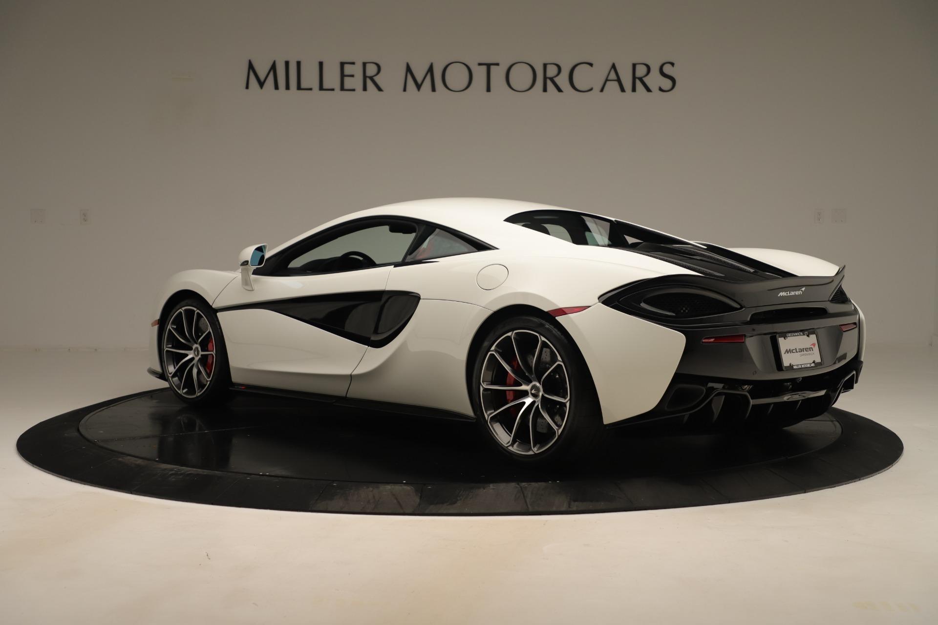 New 2020 McLaren 570S Coupe For Sale In Greenwich, CT. Alfa Romeo of Greenwich, MC469 3463_p3