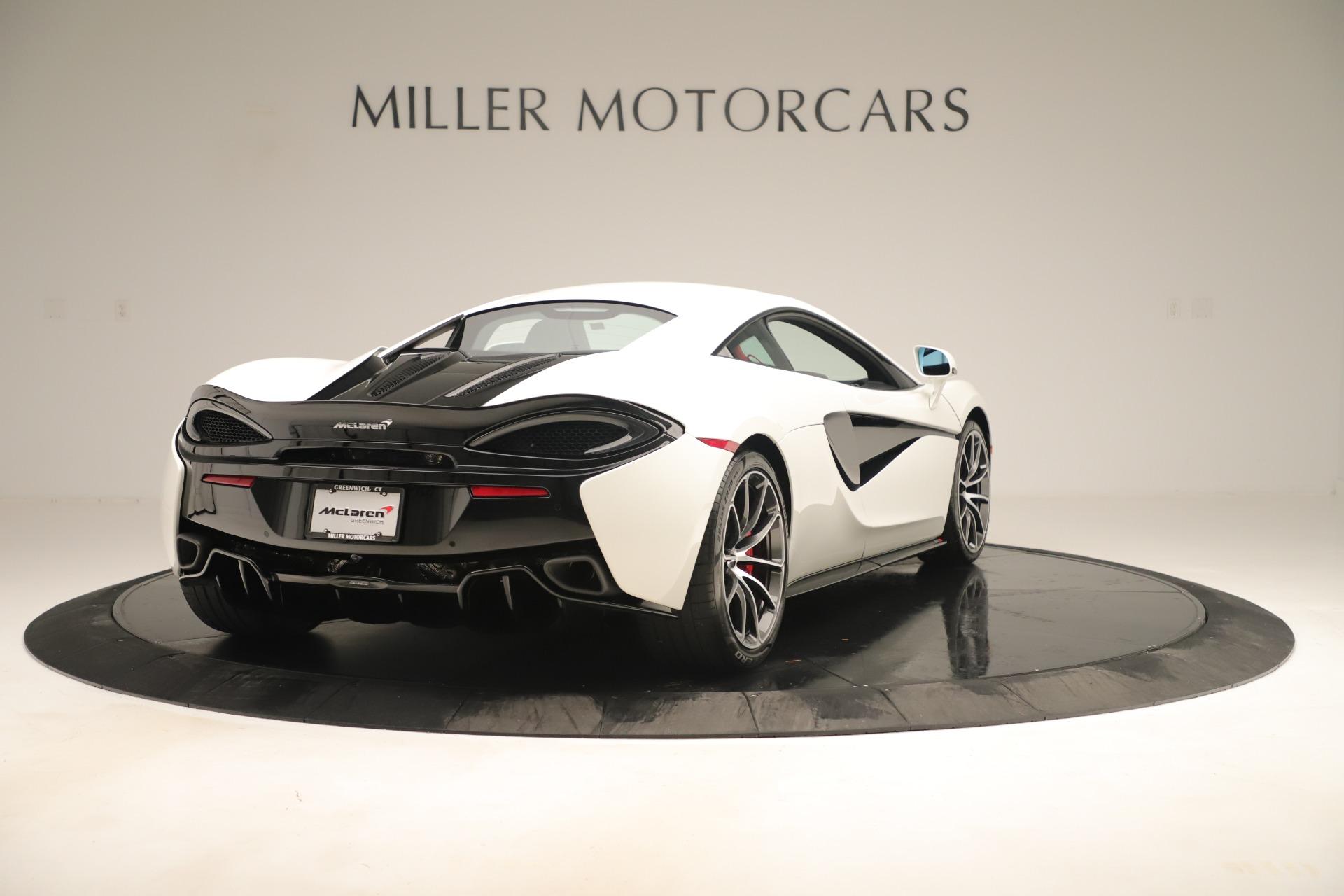 New 2020 McLaren 570S Coupe For Sale In Greenwich, CT. Alfa Romeo of Greenwich, MC469 3463_p6