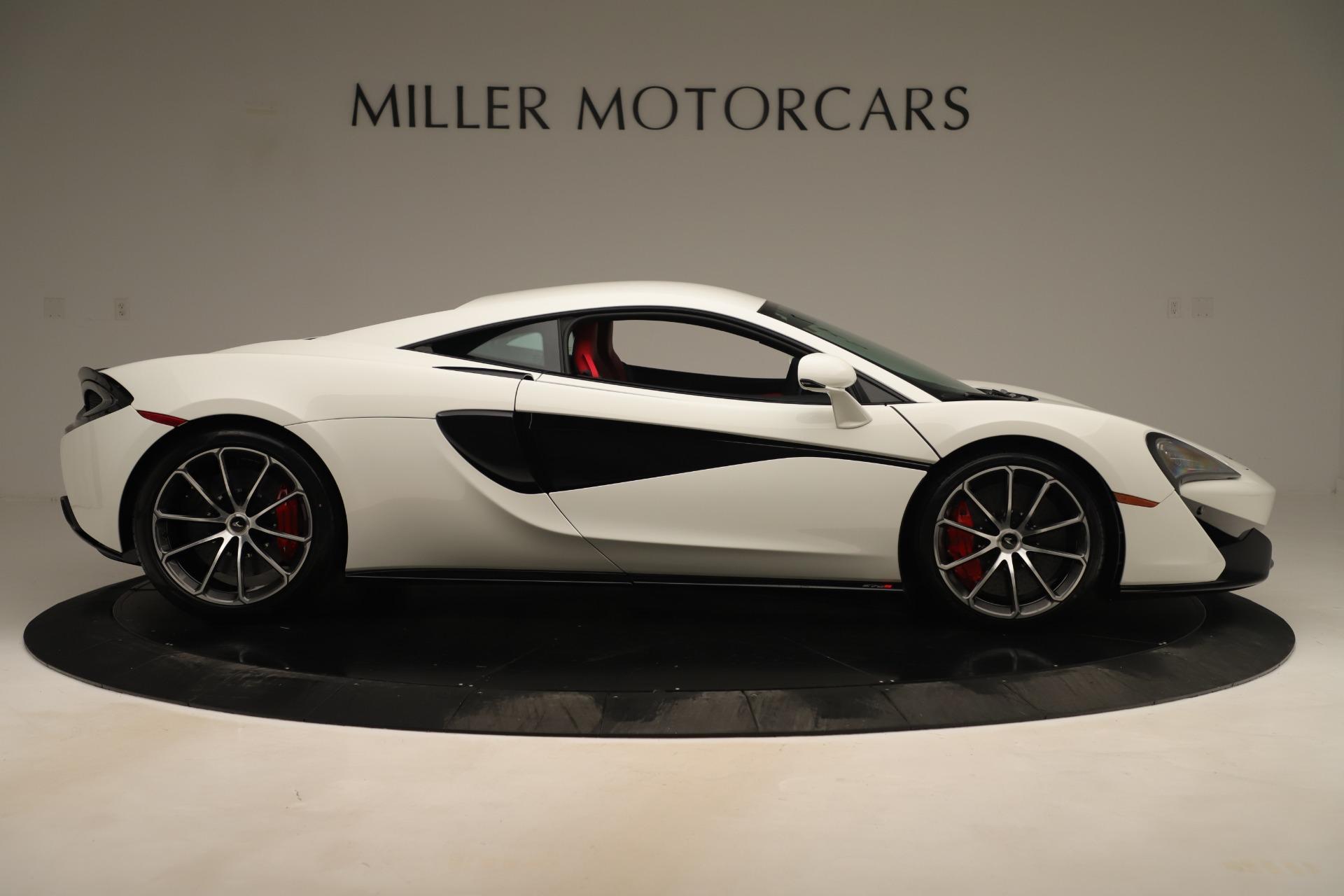 New 2020 McLaren 570S Coupe For Sale In Greenwich, CT. Alfa Romeo of Greenwich, MC469 3463_p8