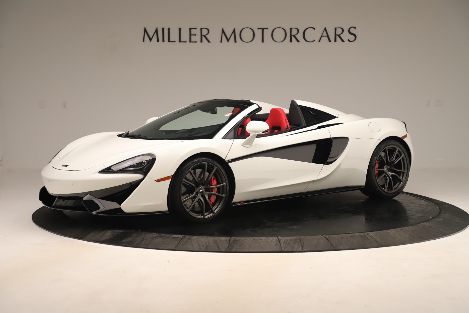 New 2020 McLaren 570S Convertible For Sale In Greenwich, CT. Alfa Romeo of Greenwich, MC468 3464_main