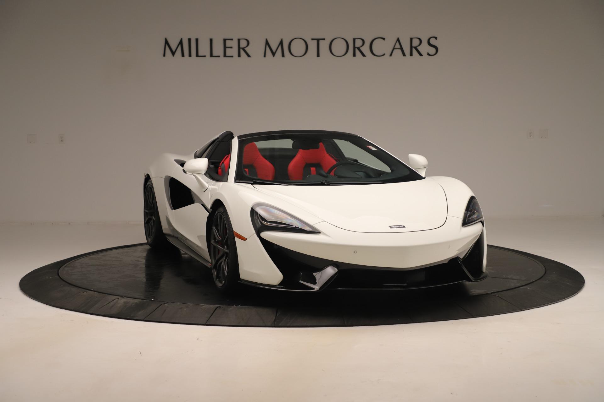 New 2020 McLaren 570S Convertible For Sale In Greenwich, CT. Alfa Romeo of Greenwich, MC468 3464_p10