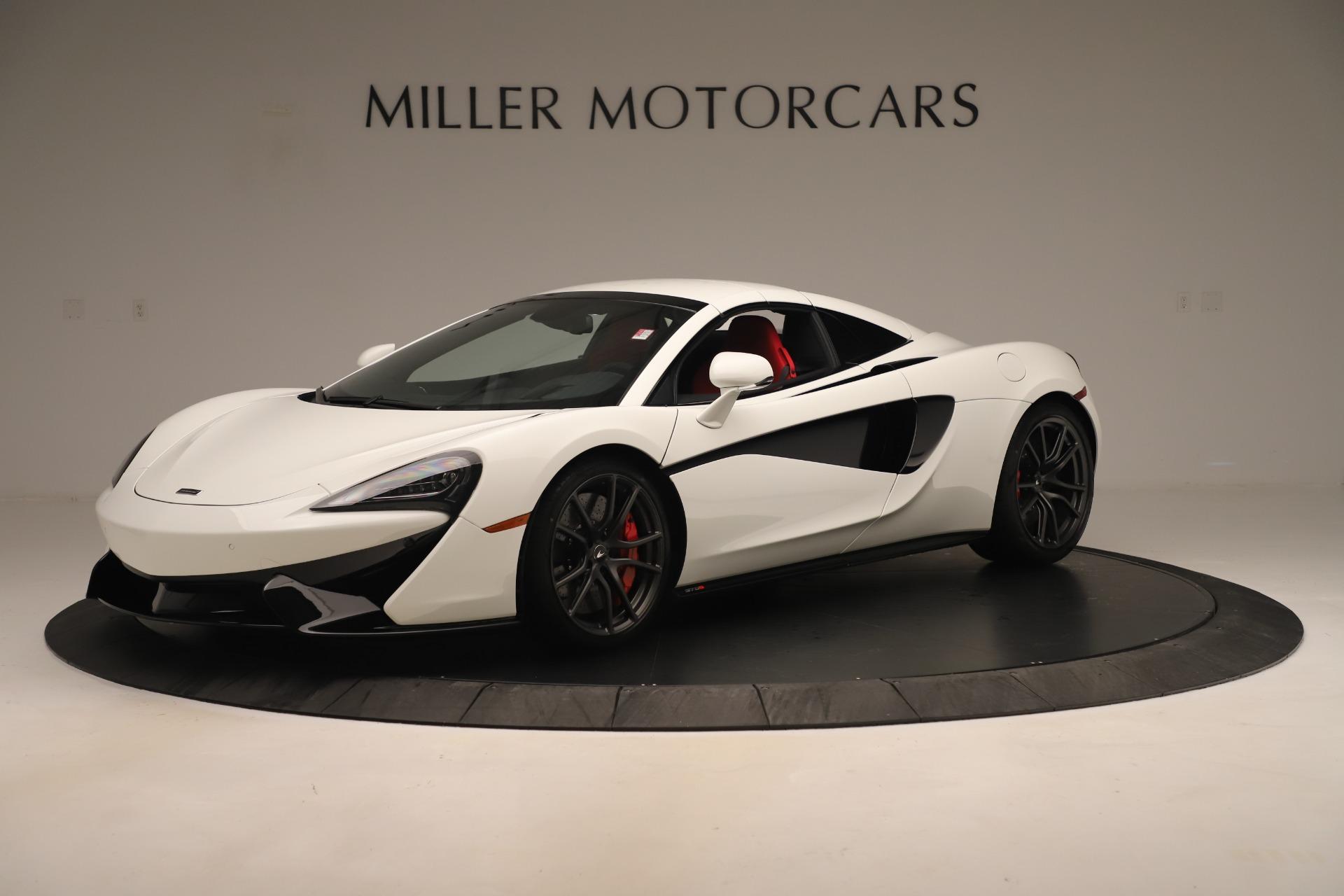 New 2020 McLaren 570S Convertible For Sale In Greenwich, CT. Alfa Romeo of Greenwich, MC468 3464_p14