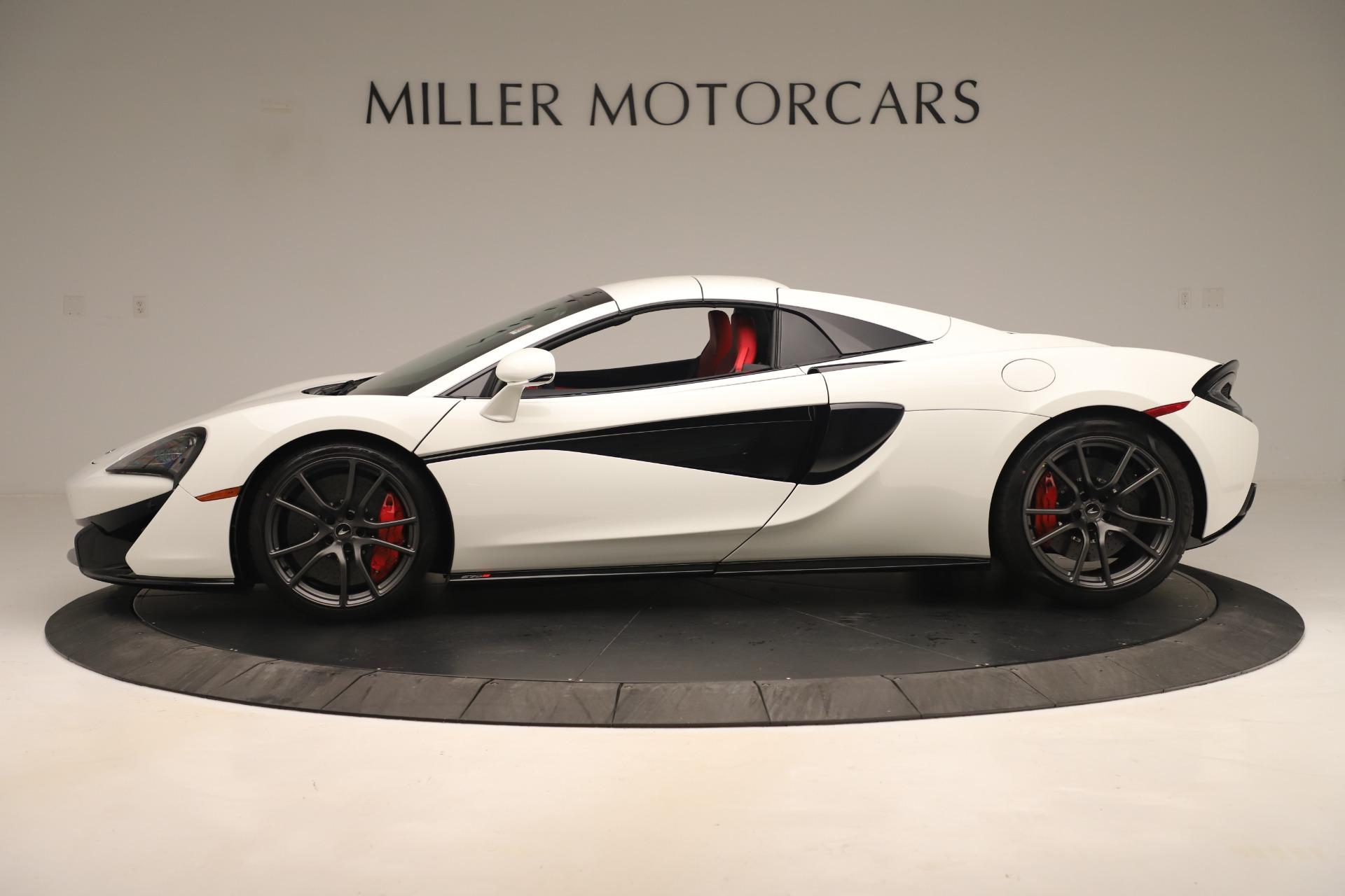 New 2020 McLaren 570S Convertible For Sale In Greenwich, CT. Alfa Romeo of Greenwich, MC468 3464_p15