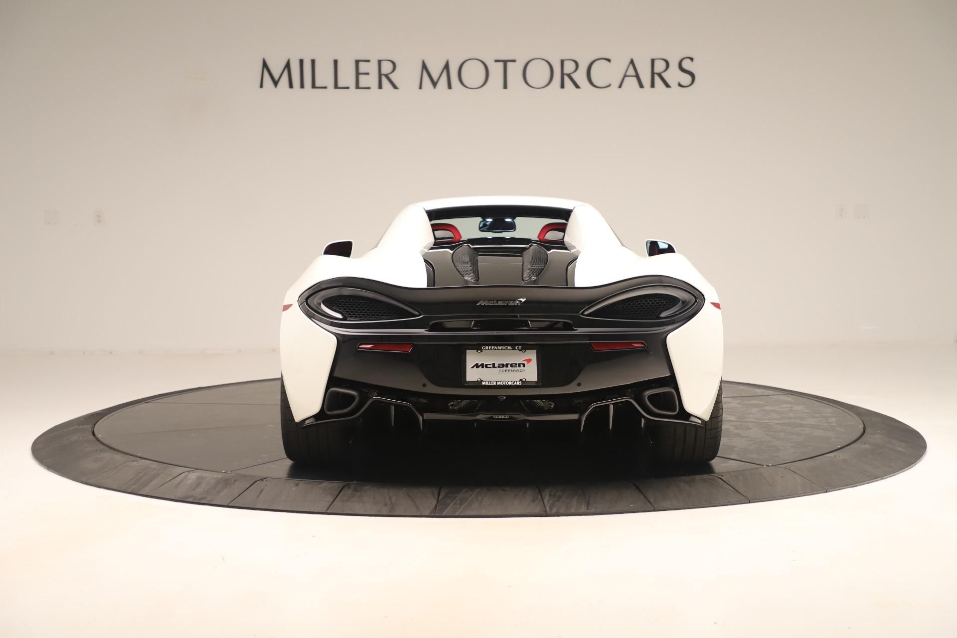New 2020 McLaren 570S Convertible For Sale In Greenwich, CT. Alfa Romeo of Greenwich, MC468 3464_p17