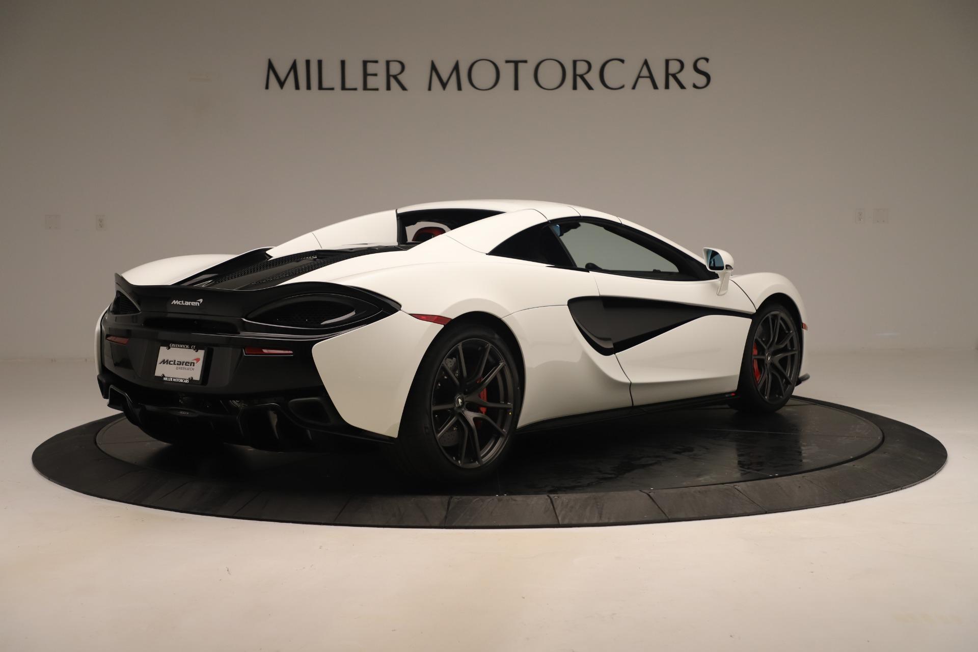 New 2020 McLaren 570S Convertible For Sale In Greenwich, CT. Alfa Romeo of Greenwich, MC468 3464_p18