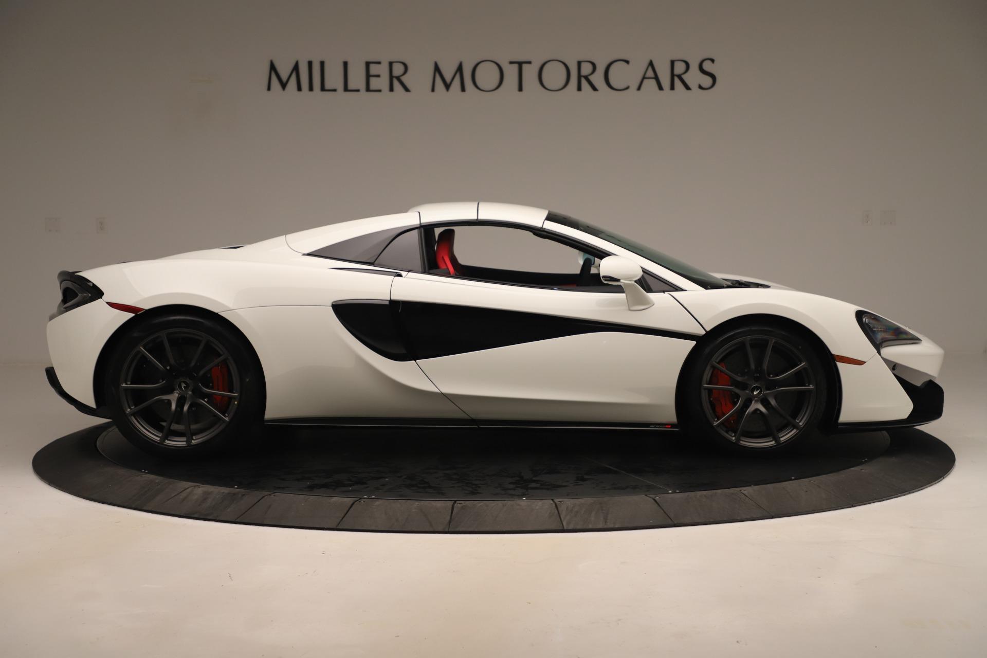 New 2020 McLaren 570S Convertible For Sale In Greenwich, CT. Alfa Romeo of Greenwich, MC468 3464_p19