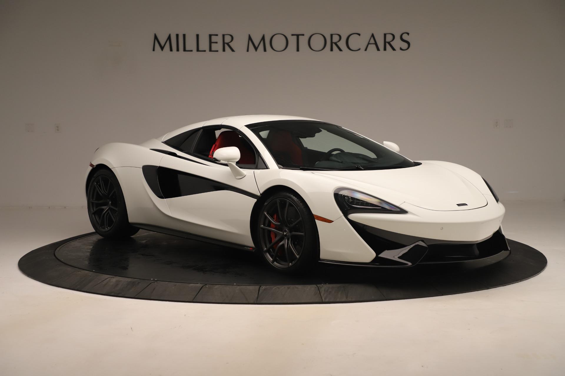 New 2020 McLaren 570S Convertible For Sale In Greenwich, CT. Alfa Romeo of Greenwich, MC468 3464_p20