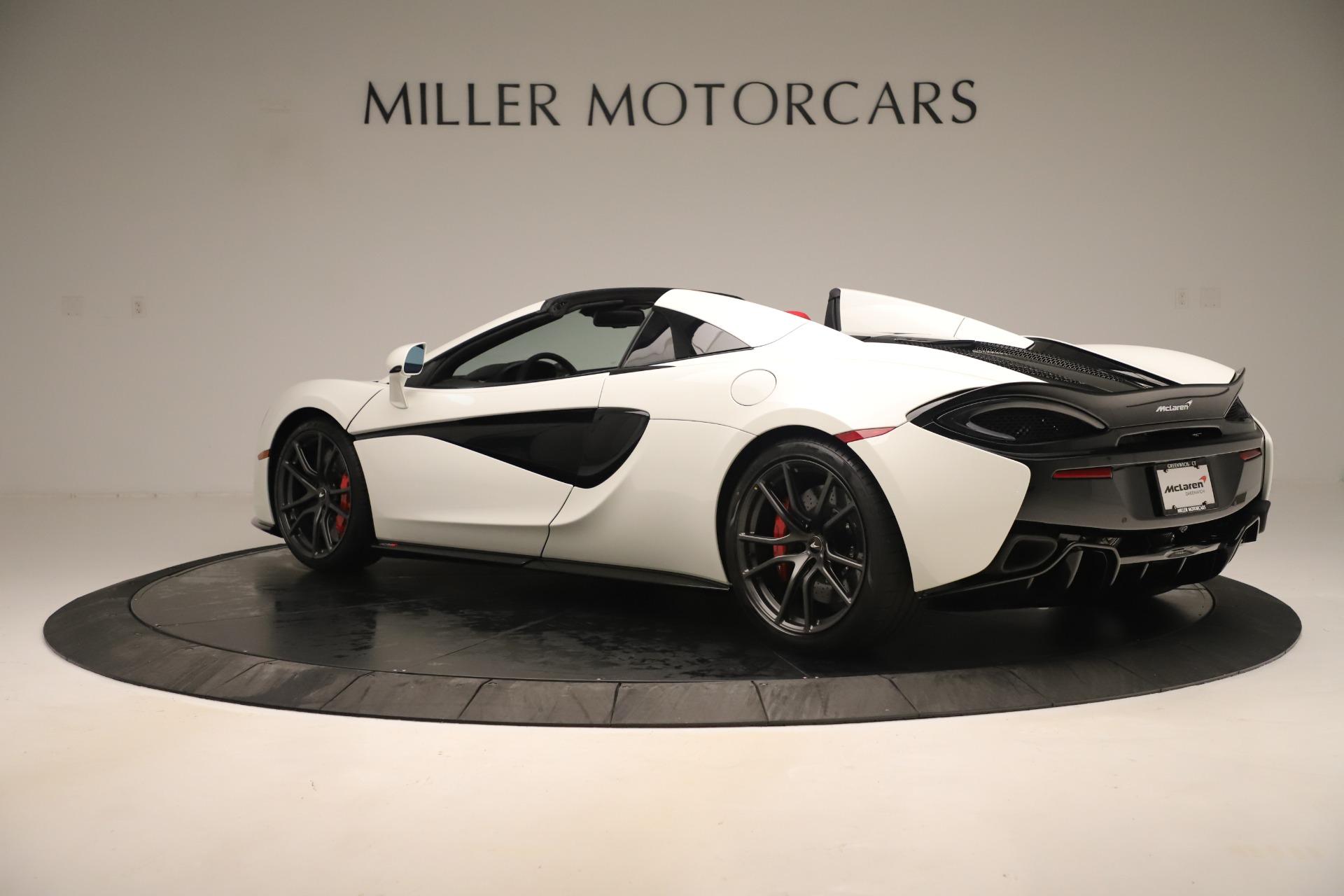 New 2020 McLaren 570S Convertible For Sale In Greenwich, CT. Alfa Romeo of Greenwich, MC468 3464_p3