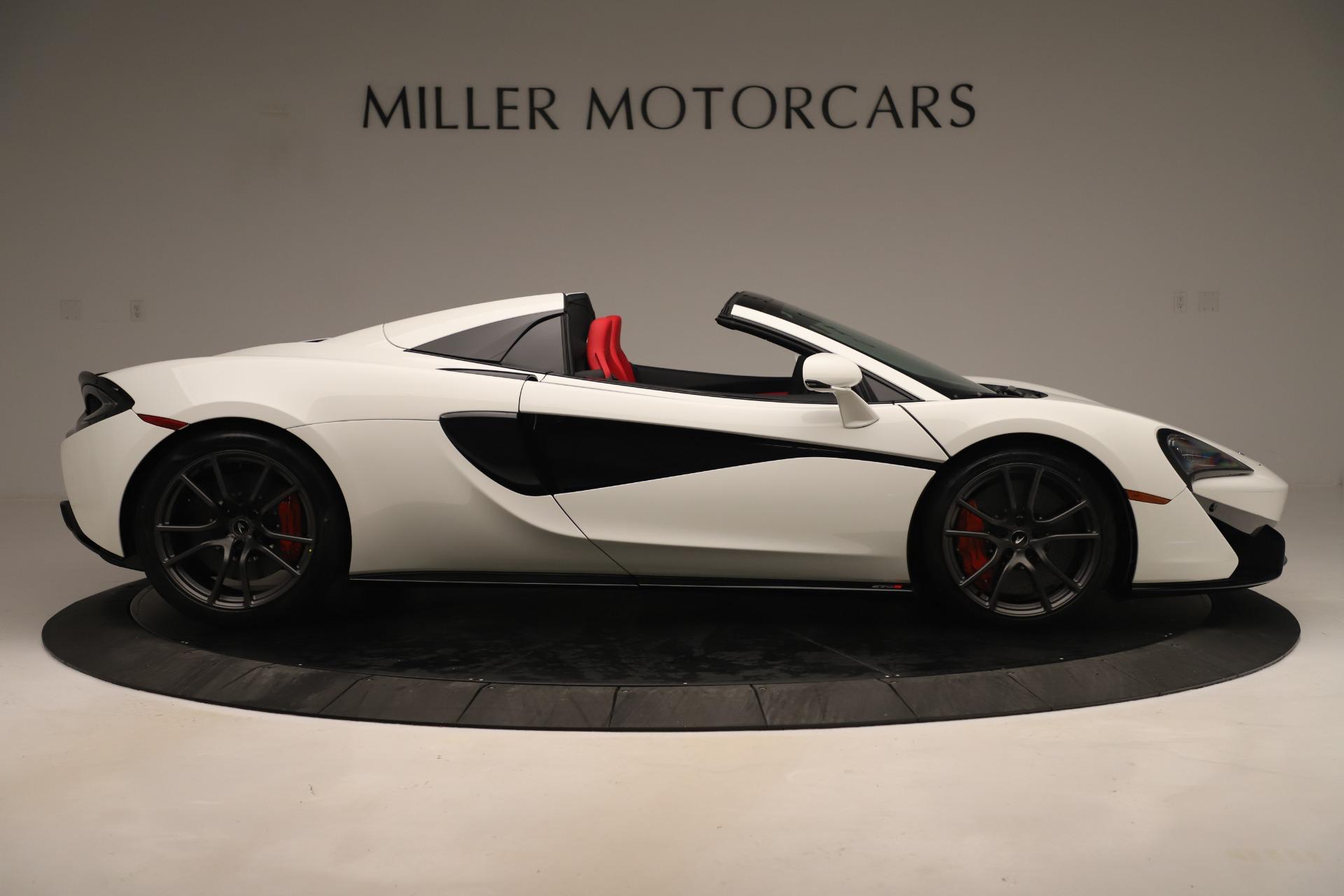 New 2020 McLaren 570S Convertible For Sale In Greenwich, CT. Alfa Romeo of Greenwich, MC468 3464_p8