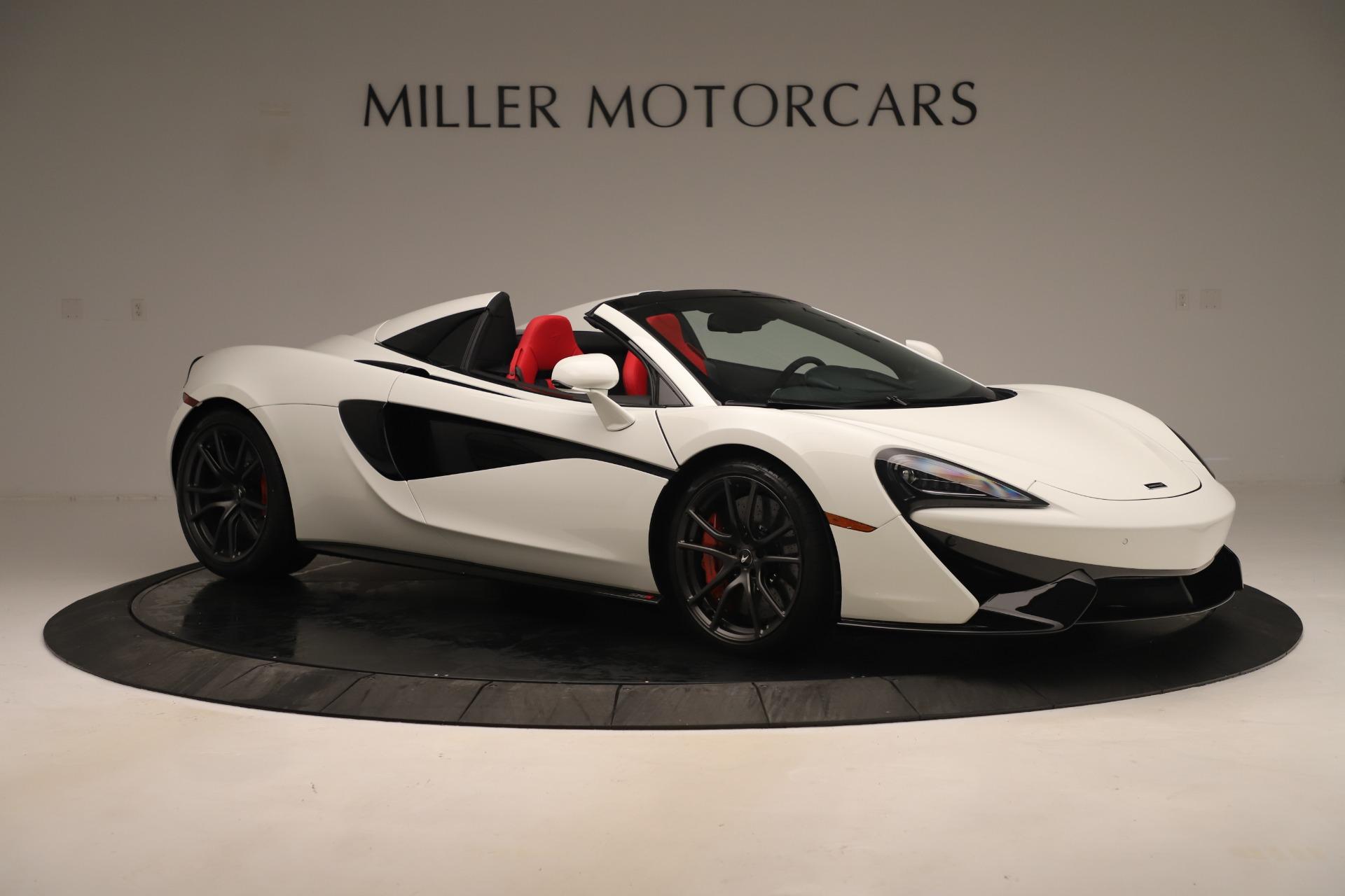 New 2020 McLaren 570S Convertible For Sale In Greenwich, CT. Alfa Romeo of Greenwich, MC468 3464_p9