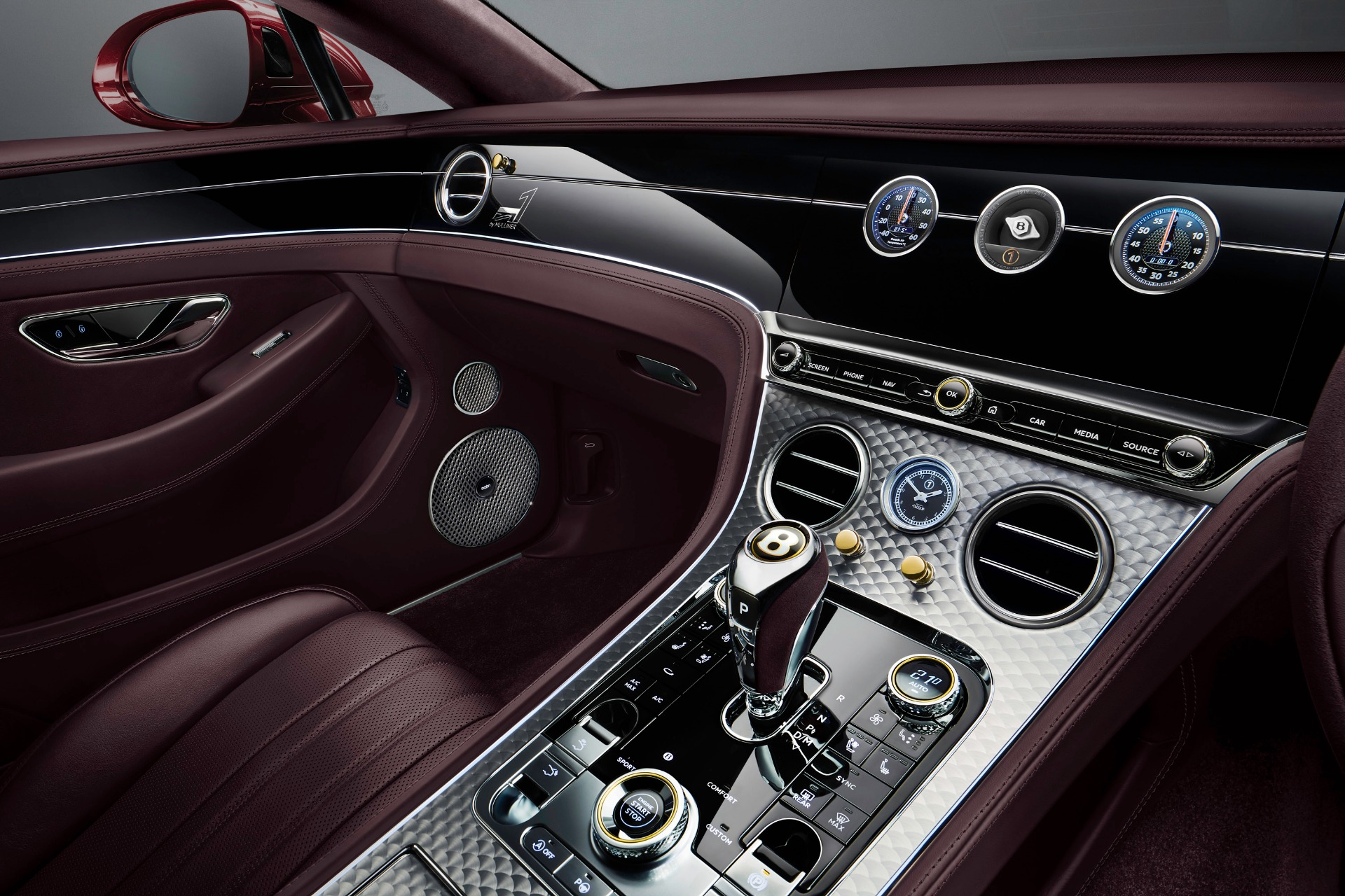 New 2020 Bentley Continental GTC W12 Number 1 Edition by Mulliner For Sale In Greenwich, CT. Alfa Romeo of Greenwich, 380151 3467_p4