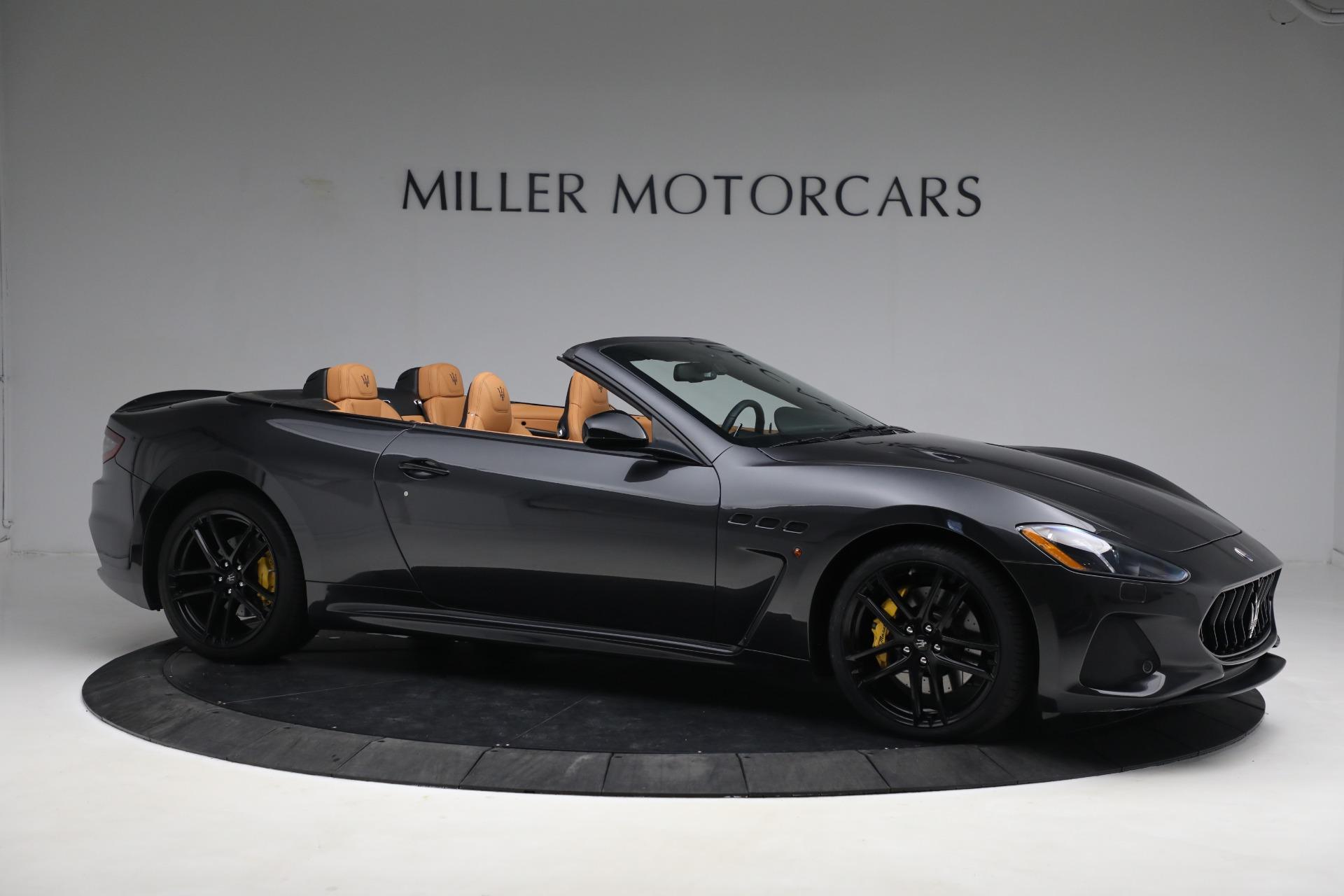 New 2019 Maserati GranTurismo MC Convertible For Sale In Greenwich, CT. Alfa Romeo of Greenwich, W703 3468_p10