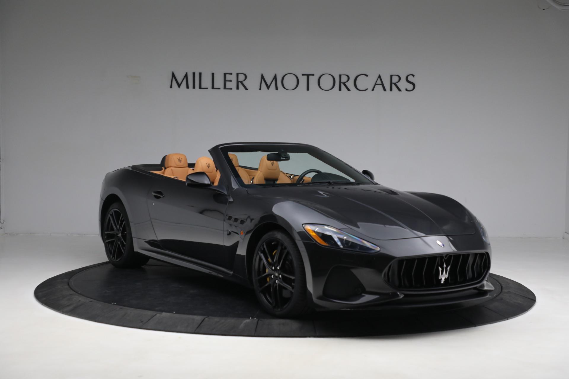 New 2019 Maserati GranTurismo MC Convertible For Sale In Greenwich, CT. Alfa Romeo of Greenwich, W703 3468_p11