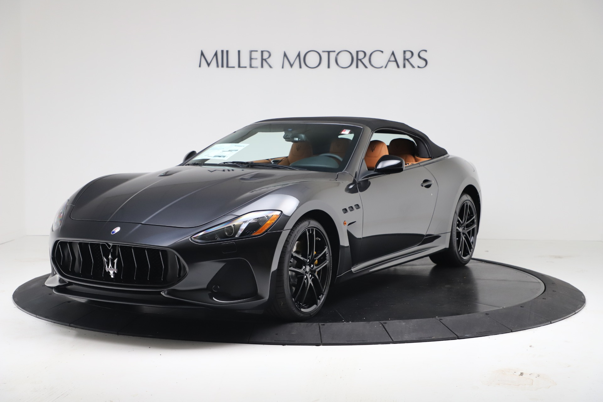 New 2019 Maserati GranTurismo MC Convertible For Sale In Greenwich, CT. Alfa Romeo of Greenwich, W703 3468_p13