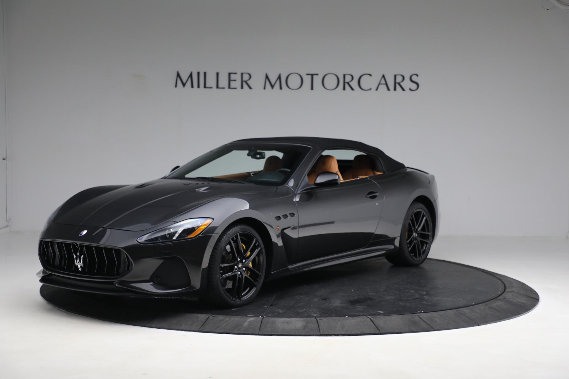 New 2019 Maserati GranTurismo MC Convertible For Sale In Greenwich, CT. Alfa Romeo of Greenwich, W703 3468_p14