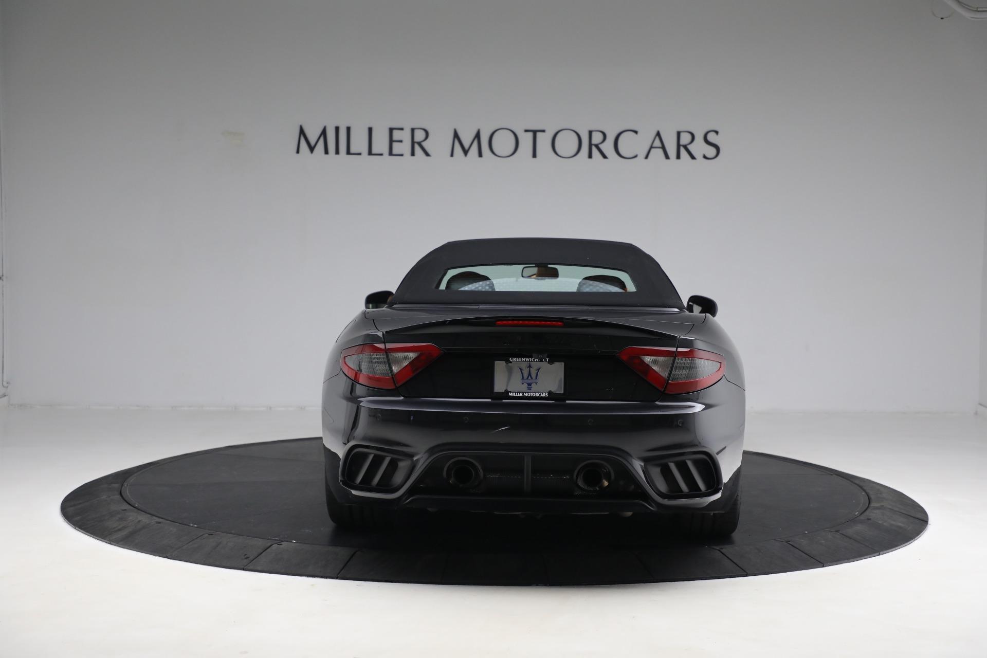 New 2019 Maserati GranTurismo MC Convertible For Sale In Greenwich, CT. Alfa Romeo of Greenwich, W703 3468_p18