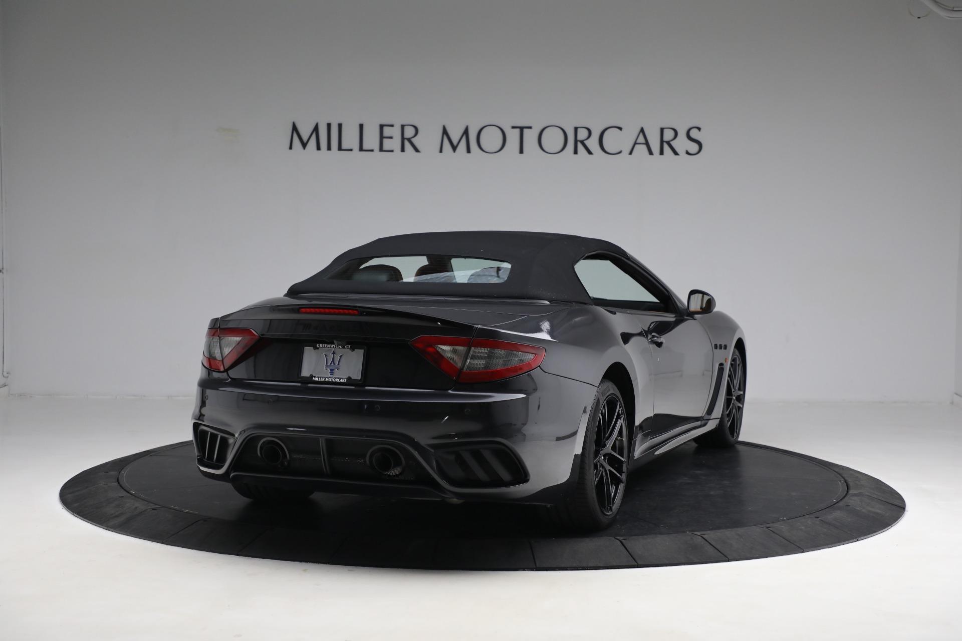 New 2019 Maserati GranTurismo MC Convertible For Sale In Greenwich, CT. Alfa Romeo of Greenwich, W703 3468_p19
