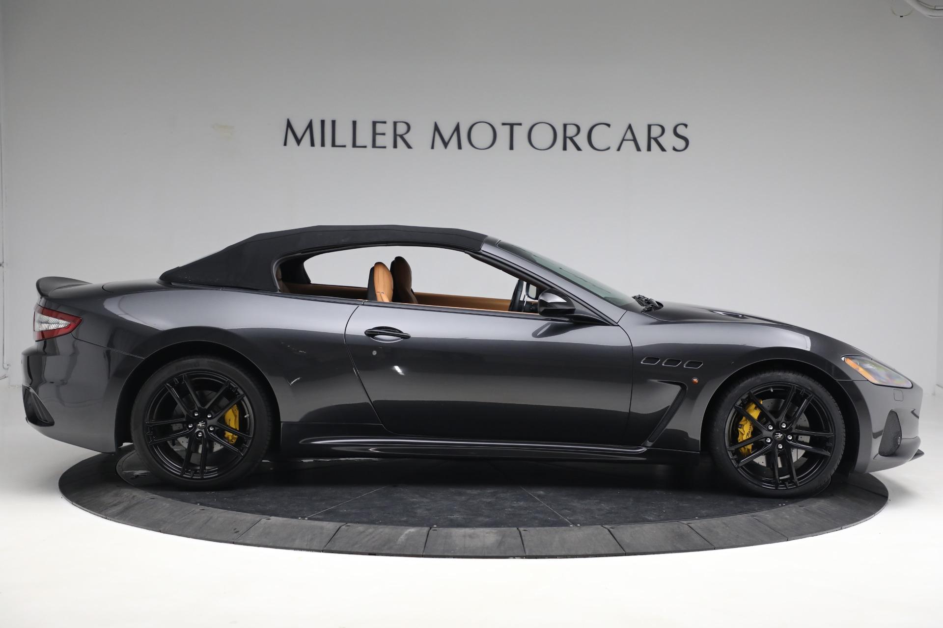 New 2019 Maserati GranTurismo MC Convertible For Sale In Greenwich, CT. Alfa Romeo of Greenwich, W703 3468_p21