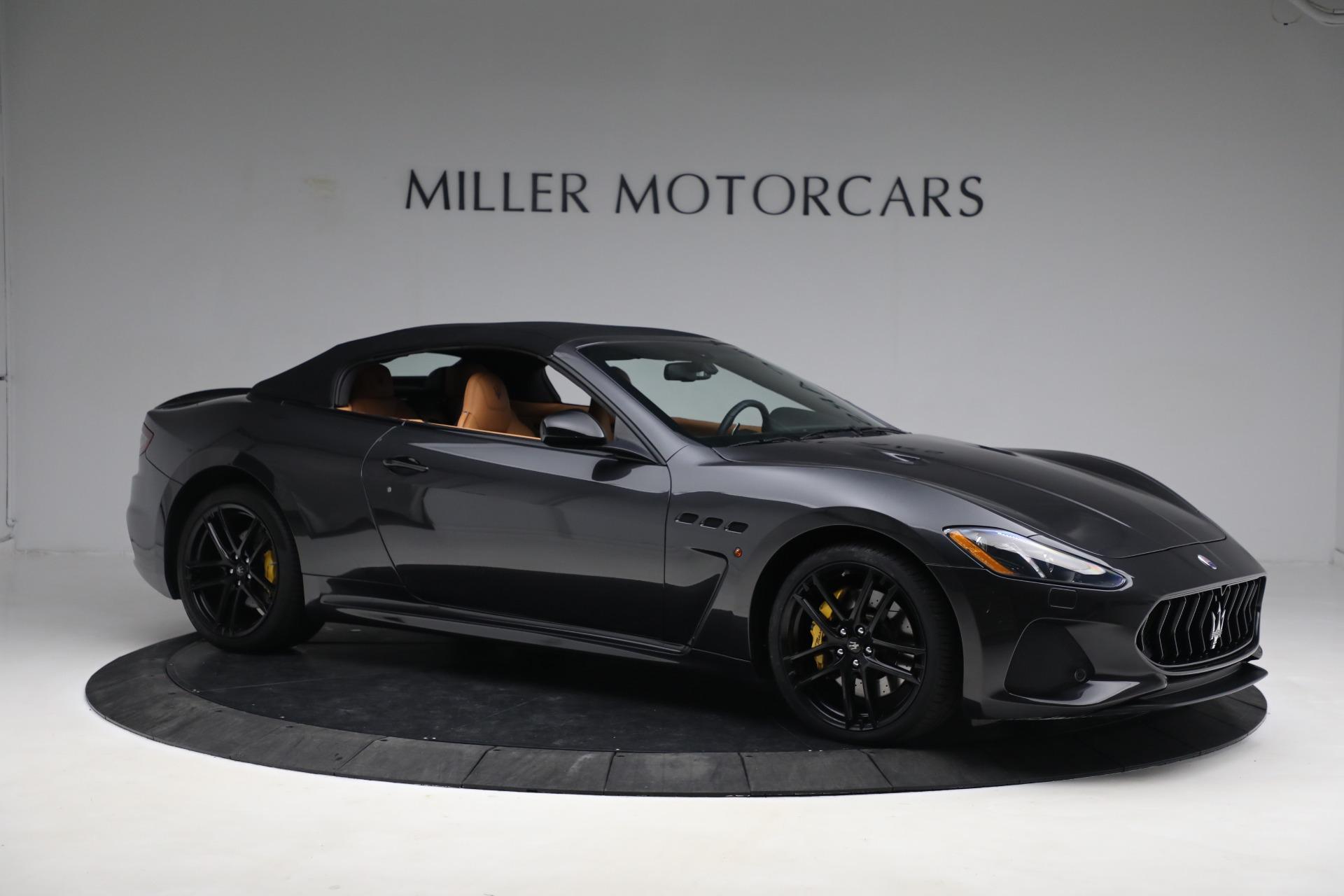 New 2019 Maserati GranTurismo MC Convertible For Sale In Greenwich, CT. Alfa Romeo of Greenwich, W703 3468_p22
